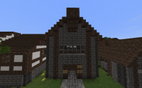 Medieval Style House IV