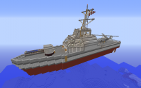 MCS Bricke Destroyer