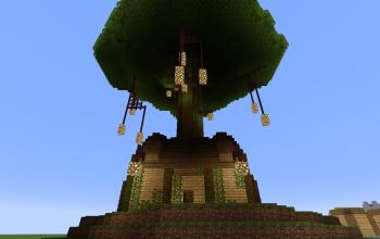 Bar below a Tree