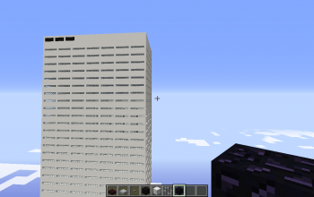 Minecraft Condominium 1