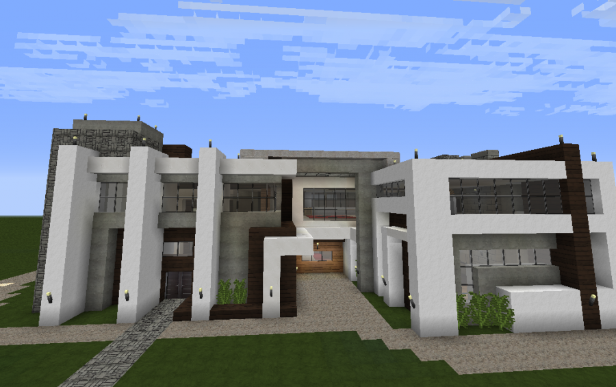 Ultimate Modern House 1