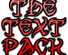 The Text Pack