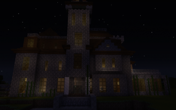 Addams Family House 0.5
