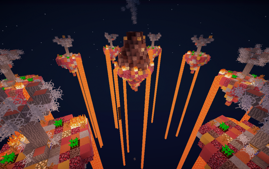 Nether themed skywars map creation 3838 nether themed skywars map gumiabroncs Choice Image