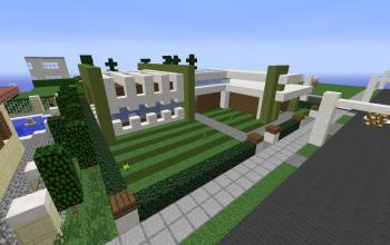 Modern House 3 v2(Furnished)