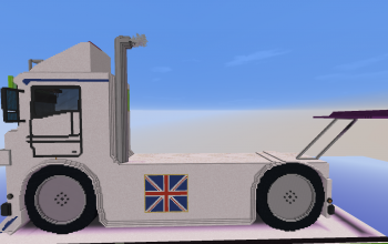 Megaprojekte Truck