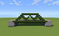Small Railway Bridge 1 track