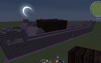 Ancient Vitrus Fortress