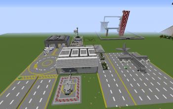 Military Air Force Base