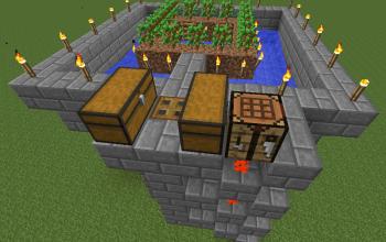 Semi-automatic Simple Tree Farm