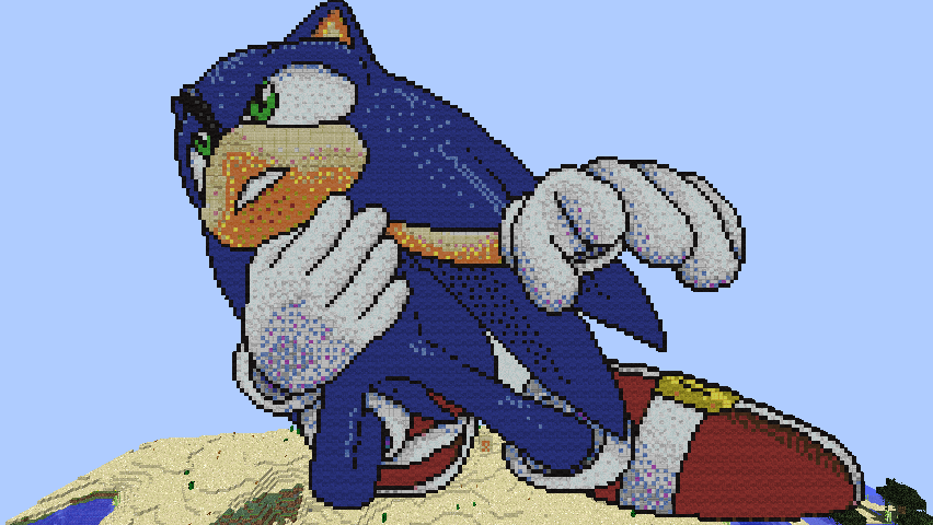 Sonic Is At Death Creation 391