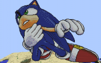 sonic is at death