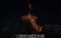 Simple Floating Castle