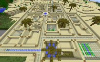 Desert Maze City
