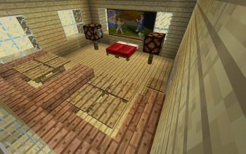 Modern house (Modern Ev Otomatik Kapılı)
