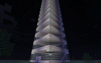 200 block high Skyscraper