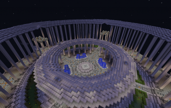 Minecraft Server Spawn/Temple