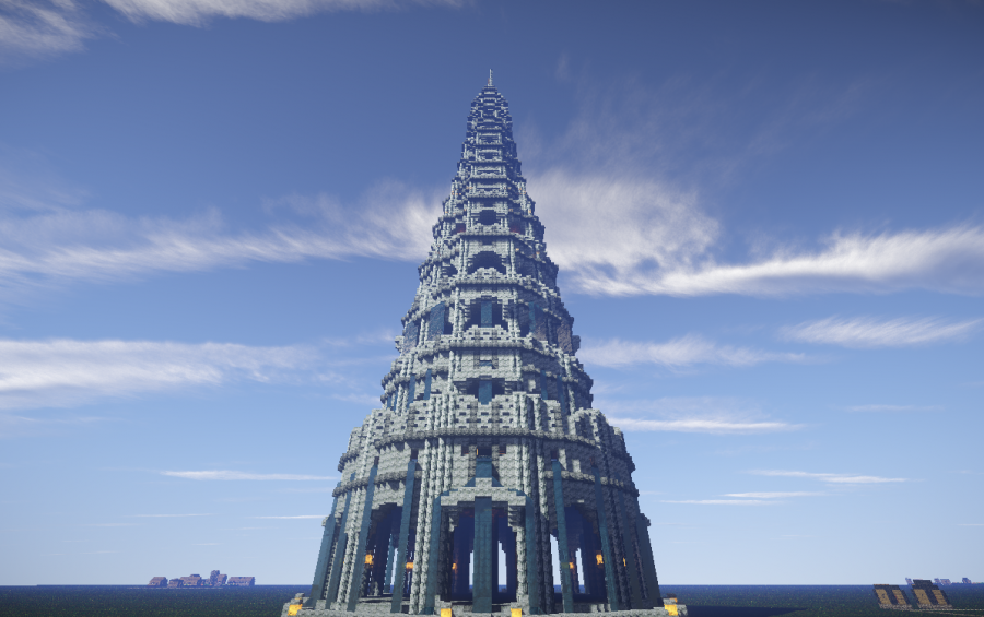 Tower complete Creation 4015
