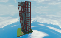Apartment Building #3 By: jjcash