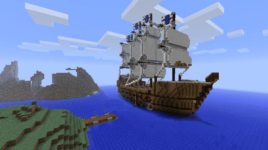 Minecraft Ships Schematics - Wiring Diagram Box on