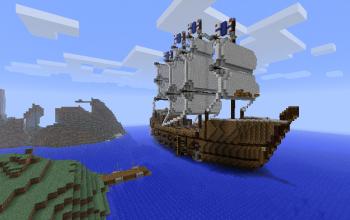 Creative Temper's Trading Ship