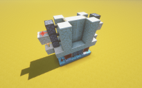 Elykdez's Torch Activated 3X2 Door