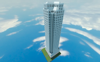 Skyscraper #1 By: jjcash