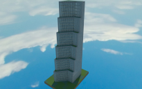 Skyscraper #2 By: jjcash