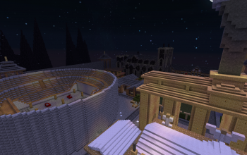 Atlantis (Main City of Zamonien)
