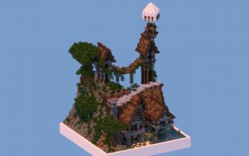 35x35 Medieval Plot Build