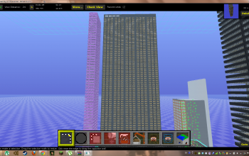 United Bank of Minecraft office building