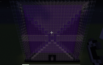 Biggest Possible Nether Portal
