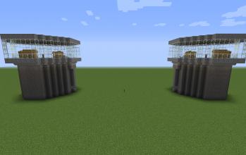 Shooting Guard Towers