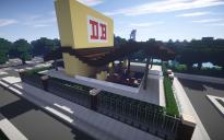 Small modern Train-Station #3