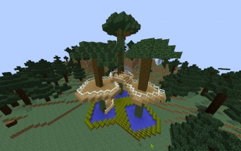 farm base/tree house!