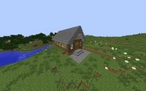 simple starter house