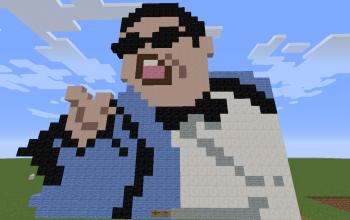 Psy (Gangnam Style Guy)