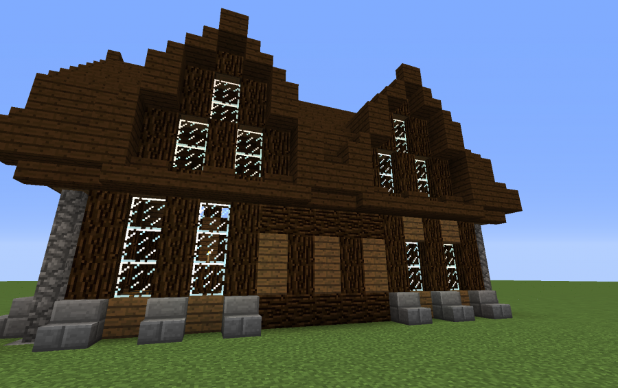 Medieval House 1 Creation 4256