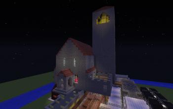 Resident Evil 4 Church