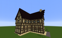 timbered house1