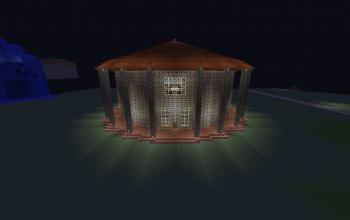 Round 2/3 story house