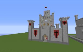 Large Stone Castle