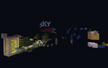 Skywars lobby by StarkGames