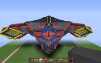 Large Space Ship