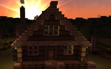 Small Cabin Creation 4456