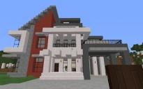 Modern Multi Level Home