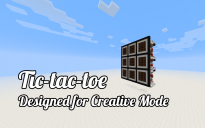 Compact Tic-Tac-Toe  -  Designed for Flying / Creative