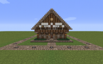 Ultimate Medieval House #1