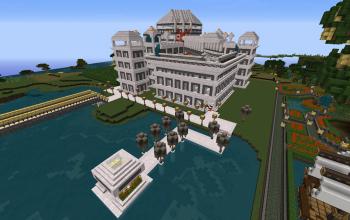 Info Center for my server/White Manor