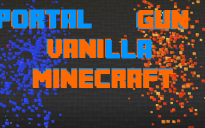 Portal Gun Redstone for minecraft
